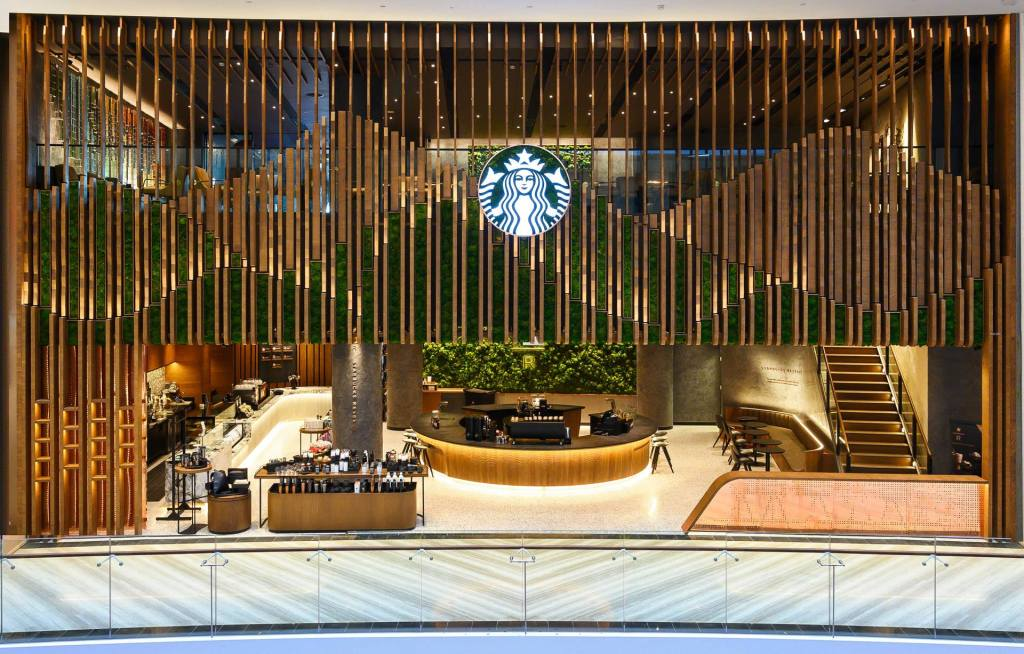 Changi Jewel Starbucks