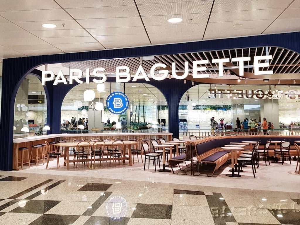 Paris Baguette Terminal 3