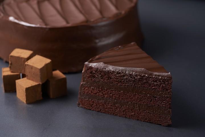 Awfully Chocolate All Chocolate Cake