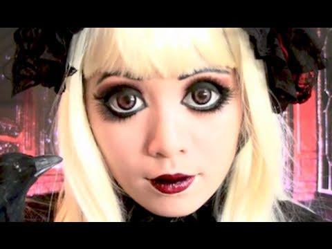 Michelle Phan Gothic Lolita Doll