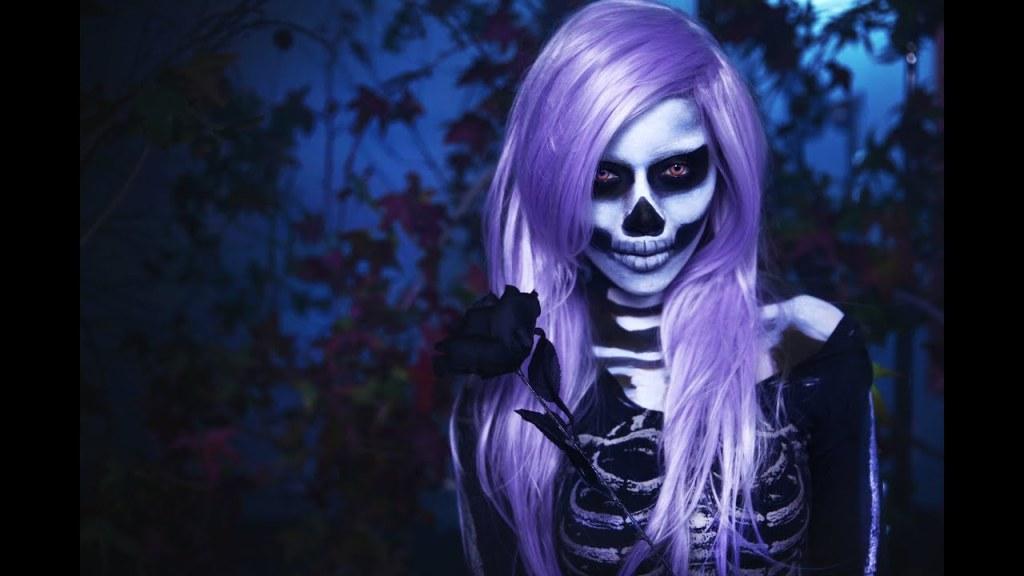Michelle Phan Skeleton