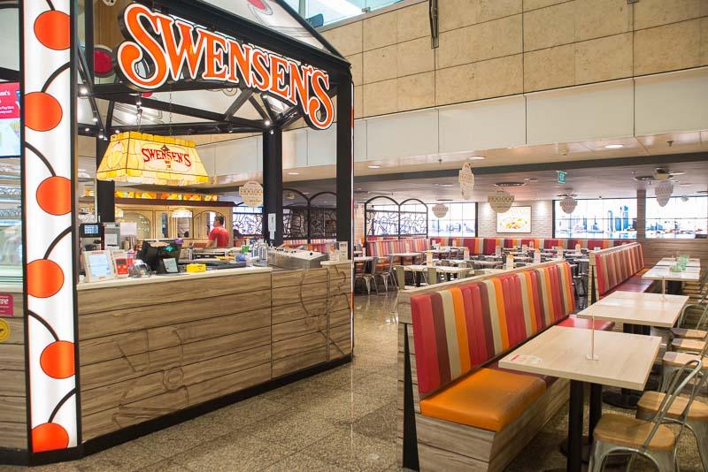 Swensens Terminal 2