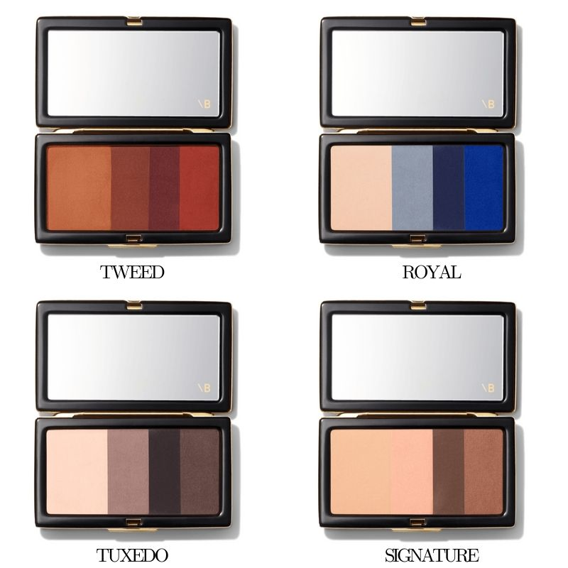 Smokey Eye Bricks palettes