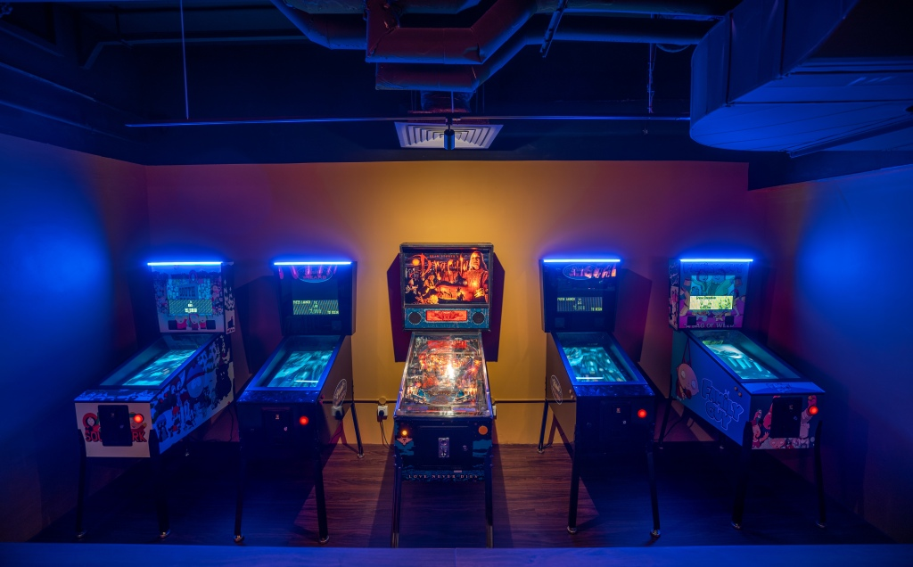 Pinball Wizard Singapore