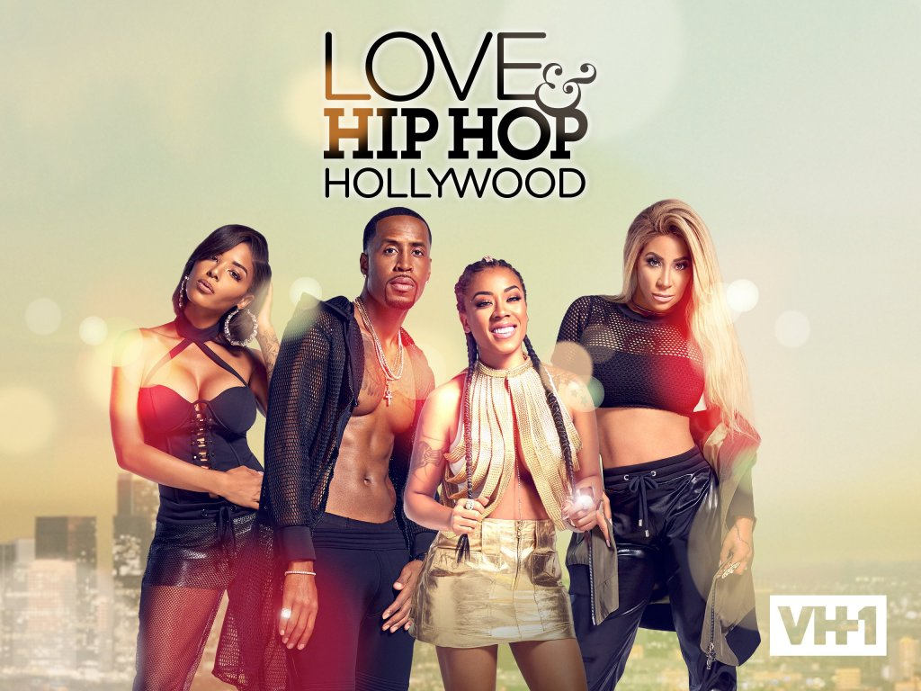 Official poster for reality TV show Love & Hop Hop: Hollywood
