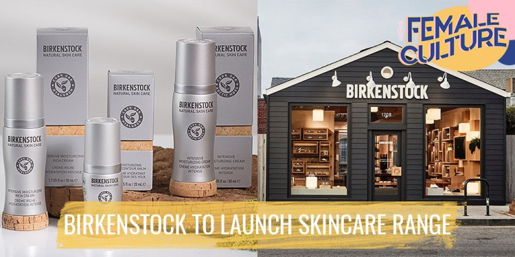 Birkenstock to launch skincare range this fall