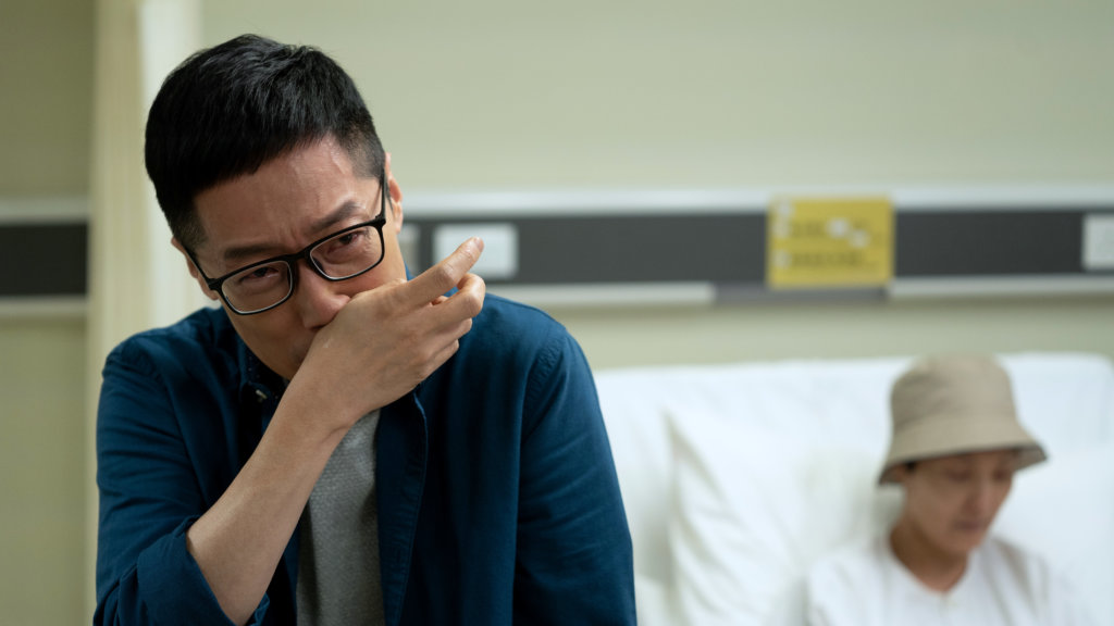 Steven Ma crying while on set of Till We Meet Again