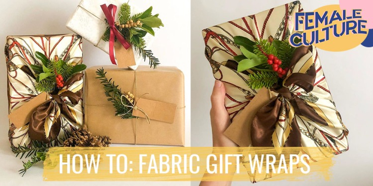 Featured Image for eco-friendly gift wrap