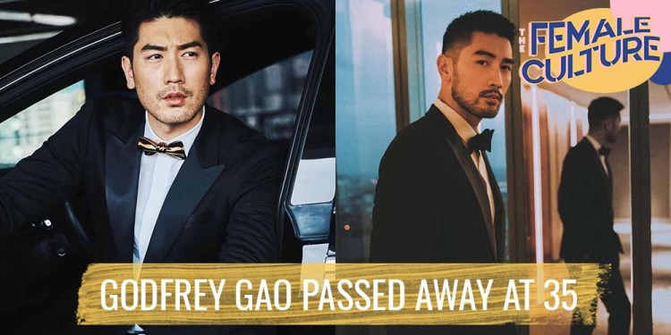 Godfrey Gao passed away at 35