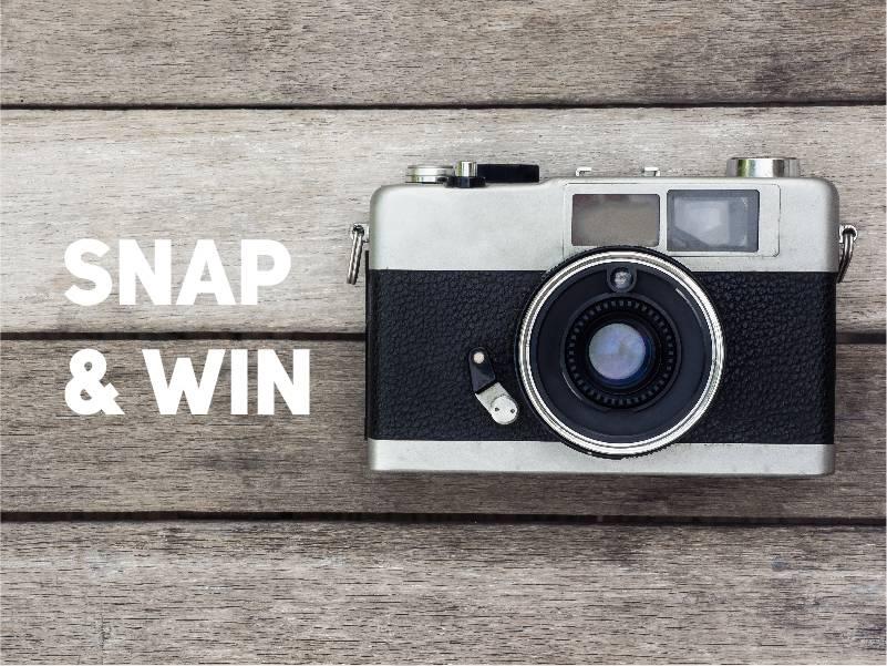 Snap and win with a camera or phone at River Safari
