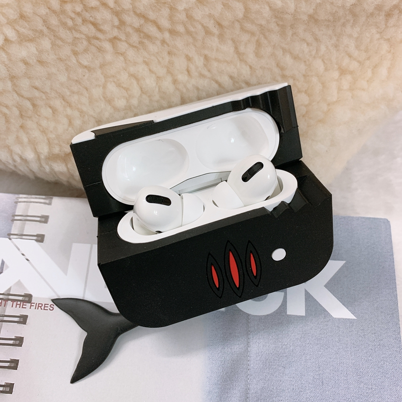 Killer Whale AirPods Case