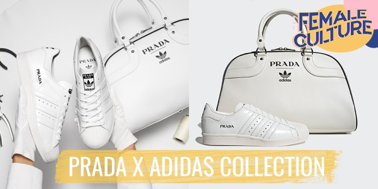 Prada x adidas collection