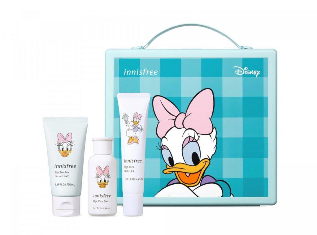 Bija Cica Balm EX Set (Daisy Duck)