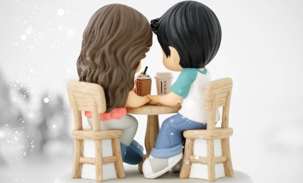 Starbucks SG x Precious Moments