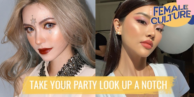 Take your party look up a notch make up - The Female Culture