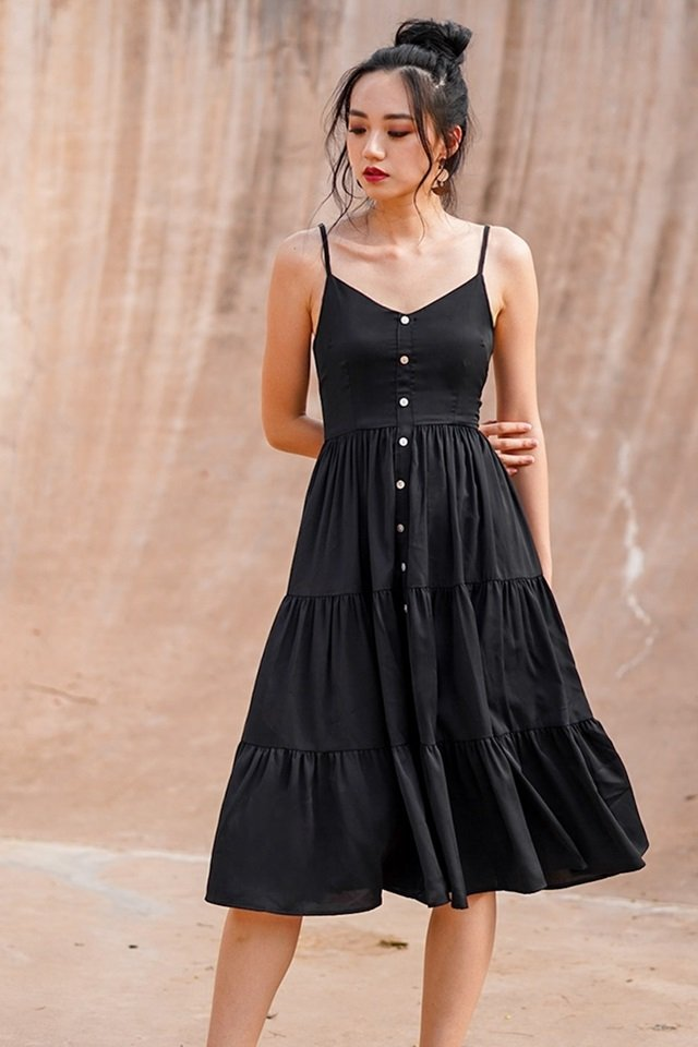 Black dress from Lovet