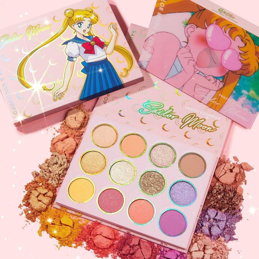 Sailor Moon Pretty Guardian Shadow Palette