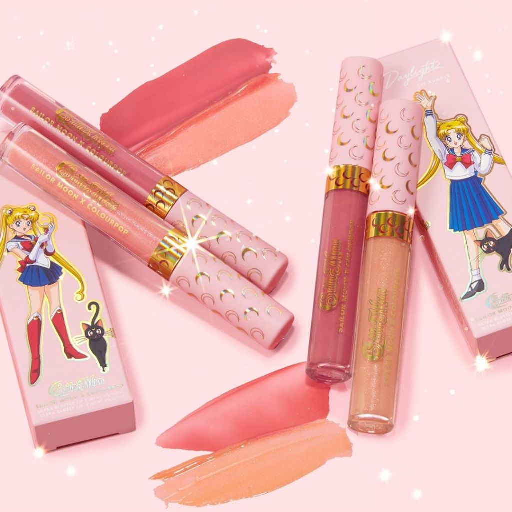 Sailor Moon Lip Bundle in Daylight and Moonlight