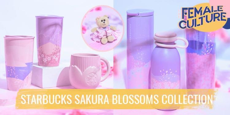 starbucks sakura blossoms