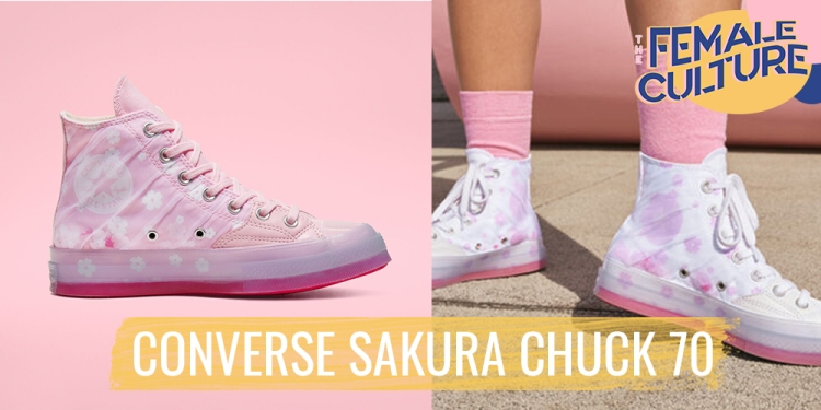 converse sakura chuck 70 the female culture