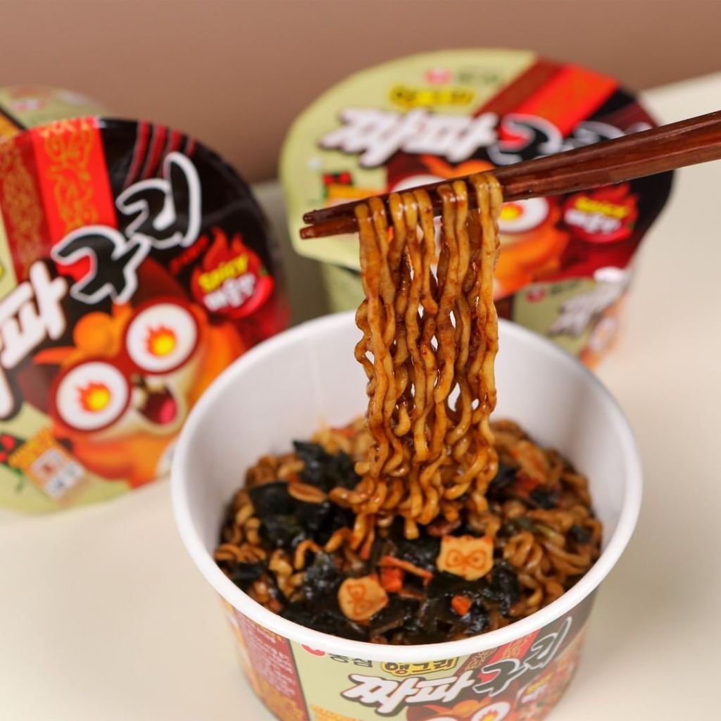 Instant ramdon by Nongshim