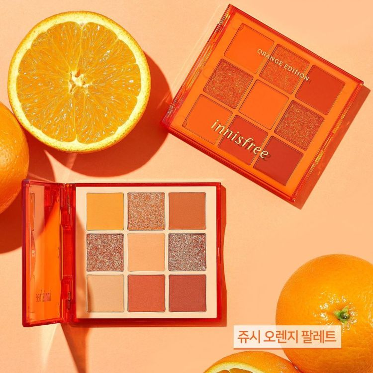Innisfree Orange Edition Palette