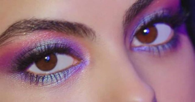 Here's how to rock the new Urban Decay Naked Ultravolet Eyeshadow Palette